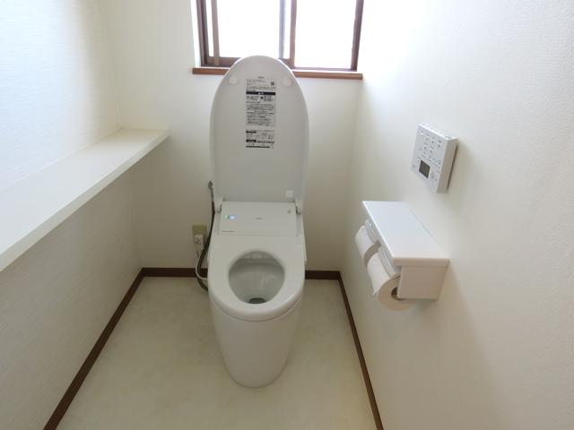清潔とエコが実現できるトイレにリフォーム