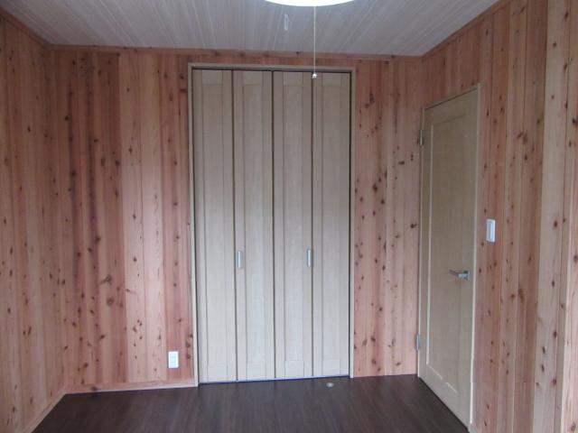 6畳和室を7.25畳洋室に変更